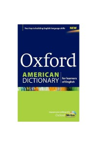 Oxford American Dictionary for Learners of English with CD-ROM Pack